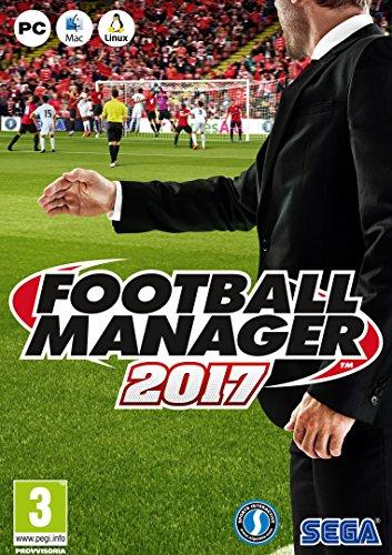 SEGA FOOTBALL MANAGER 2017 PER PC VERSIONE ITALIANA