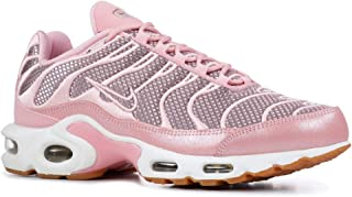 Air Max Plus - Women's Sheen/Metallic Gold/Summit White Nylon Running Shoes