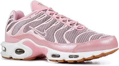 Nike Air Max Plus - Women's Sheen/Metallic Gold/Summit White Nylon Running Shoes