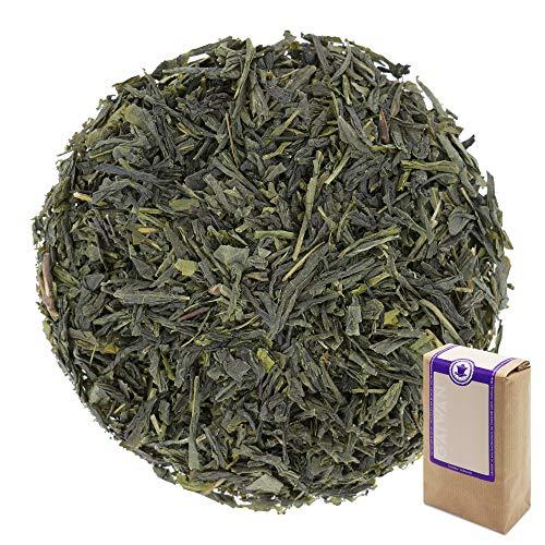 Num. 1166: Te verde organico \Sencha\ - hojas sueltas ecologico - 250 g - GAIWAN® GERMANY - te verde de la agricultura ecologica en China