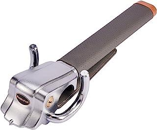 Blueshyhall Car Steering Wheel Lock, Anti-Theft Locking Devices Safety Hammer with 2 Keys, Universal for Auto Car Vehicle ...