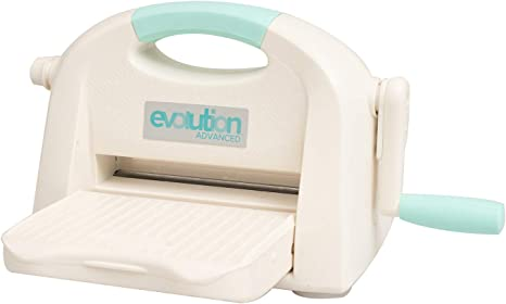 Evolution Advanced Die-Cutting and Embossing Machine by We R Memory Keepers