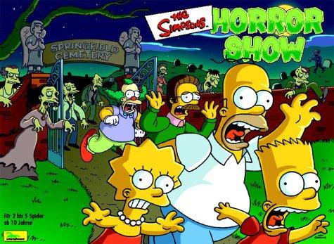 Panini The Simpsons Horror Show