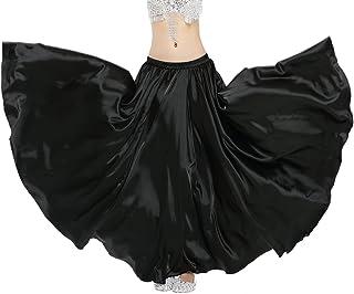 2e2bd9cec3 Dance Fairy Belly Dance Satin Skirt, 37
