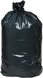 AEP 0232359 X Heavy Duty Can Liner, 45 Gallon, 1.25 ml, Black (Pack of 100)