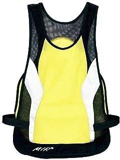 MiR Reflective Safety Vest Biking, Running, Jogging Air Flow Netting for Both Men and Women, Medium/Large