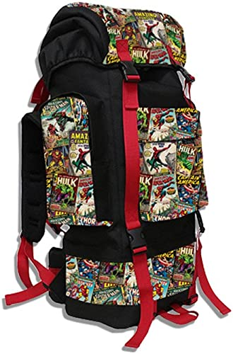 Marvel Retro Comics Camping Backpack