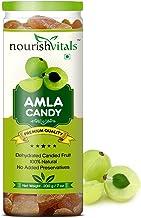 NourishVitals Amla Dried Dehydrated Fruits (200g)