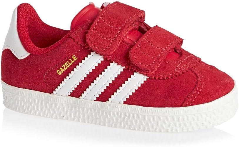 adidas Chaussures Gazelle 2 CF Rouge Garçon