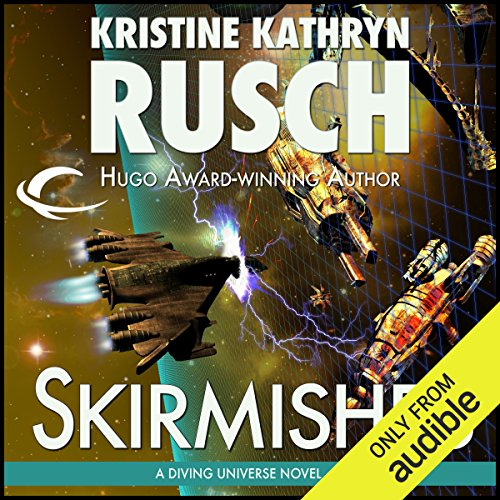 Skirmishes audiobook cover art