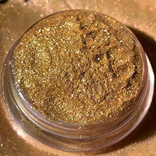 25g Dipoxy Bronze-Pearl-Gold03 Pigment Farbmittel für Epoxidharz, Polyesterharz, Polyurethan Systeme, Beton, Lacke, Kunstharz Schmuck