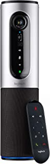 Logitech Conference Cam Connect Full HD Video 1080p, H.264, 960-001034 (Full HD Video 1080p, H.264 4x Zoom, USB)