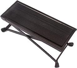 antiscivolo DSstyles Pedale portatile per chitarra classica poggiapiedi regolabile