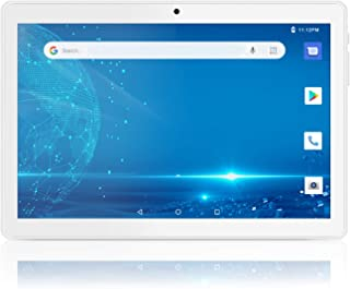 Android Tablet 10 Inch, 5G WiFi Tablet with Dual Camera, 16GB Storage Android 8.1 Tablets..