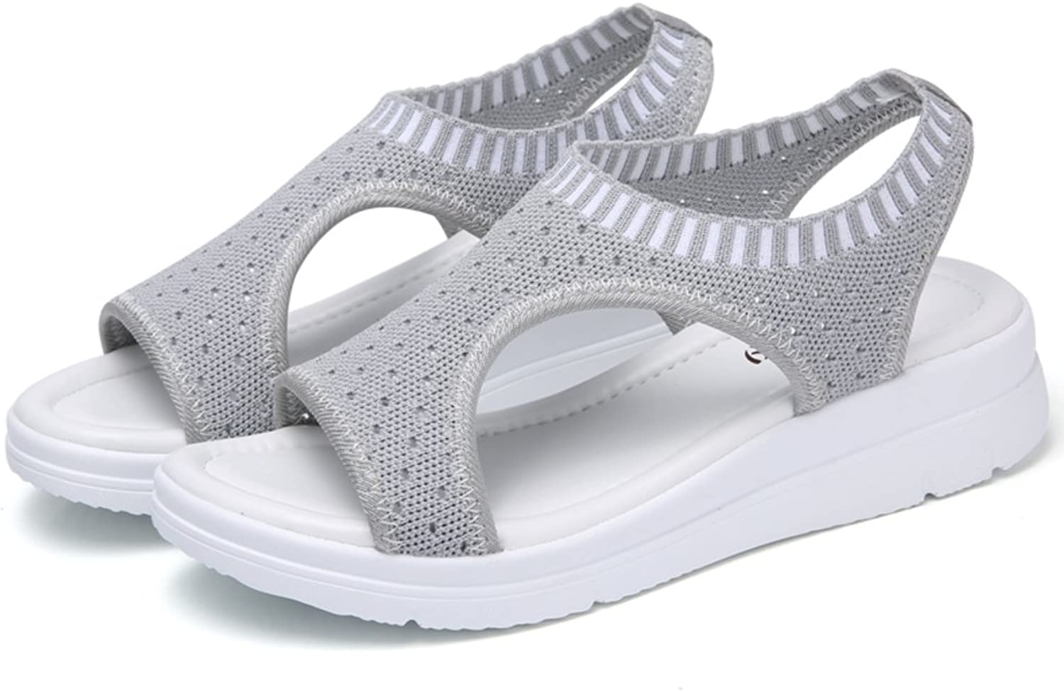 MET RXL Summer,Lady,Breathable,Mesh shoes Flat,Casual Sandals