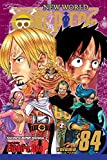 One Piece Volume 84 [Idioma Inglés]