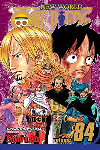 One Piece Volume 84: Luffy vs. Sanji