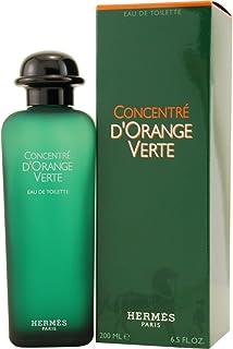 Hermes D'orange Vert Concentre Eau de Toilette Spray for Men, 6.5 Ounce