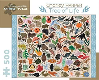 Charley Harper - Tree of Life: 500 Piece Puzzle (Pomegranate Artpiece Puzzle)