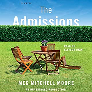 The Admissions cover art