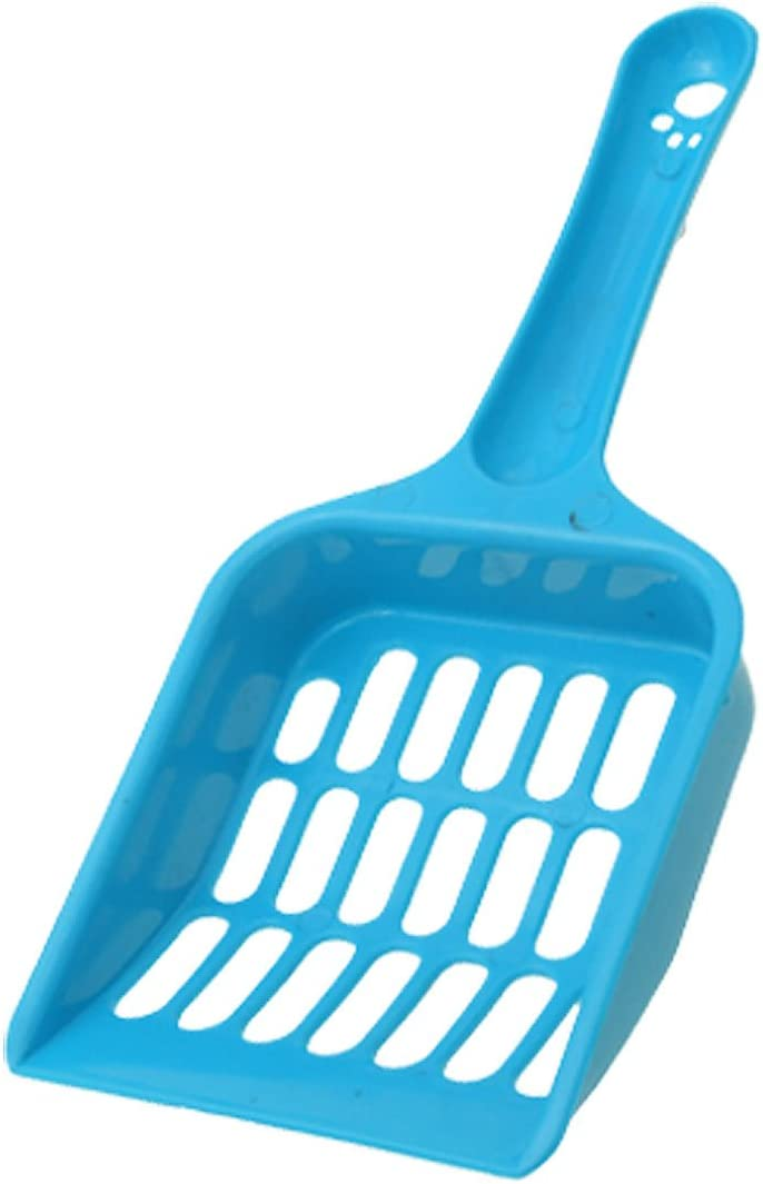 Jardin 1 year warranty Plastic Pet Ranking TOP13 Kitten Cat Tray Litter Blue Scoop