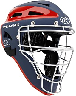 Rawlings Sporting Goods Catchers Helmet Velo Series Youth 6 1/2-7 inch CHVELY