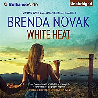 White Heat audiobook cover art