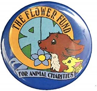 Blue Background Animal Charities Pocket Dragon Pin