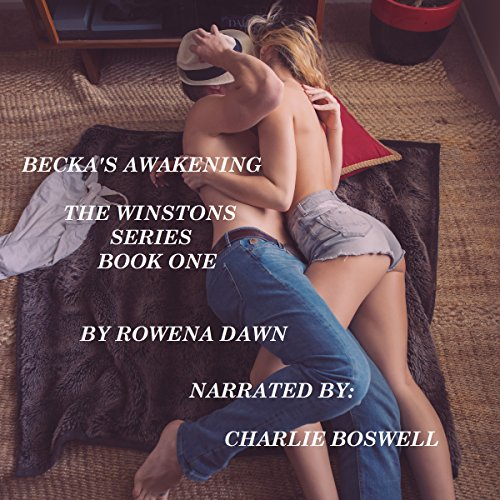 Becka's Awakening audiobook cover art