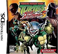 Teenage Mutant Ninja Turtles 3: Mutant Nightmare - Nintendo DS