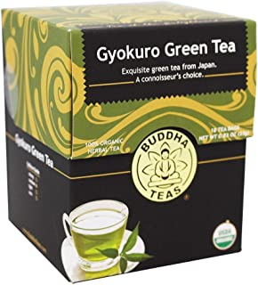 earth's finest moringa tea