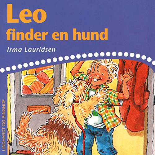 Couverture de Leo finder en hund