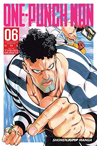 One-Punch Man 6: Shoen Jump Manga Edition