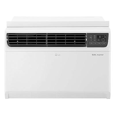 LG 14,000 BTU 115V Dual Inverter Window Air Conditioner