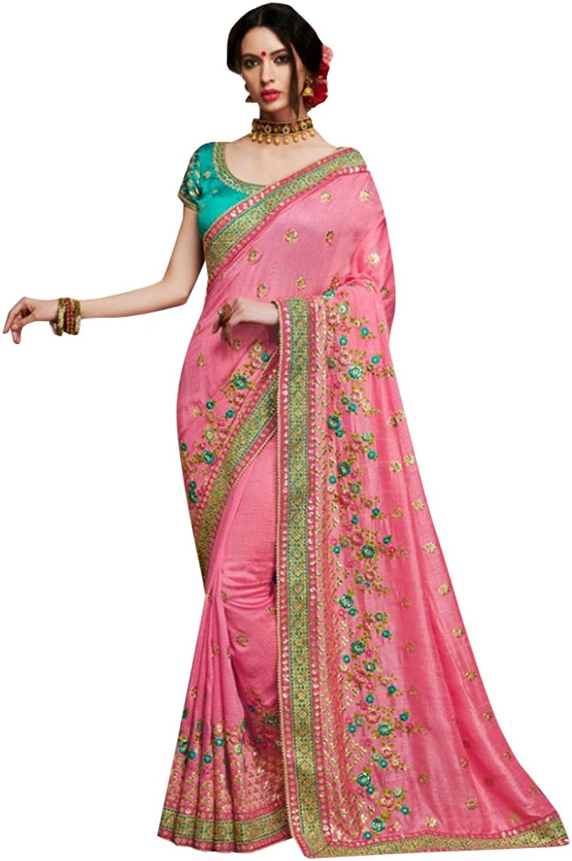 Bridal Ethnic Bollywood Collection Saree Sari Ceremony Bridal Wedding 860 8