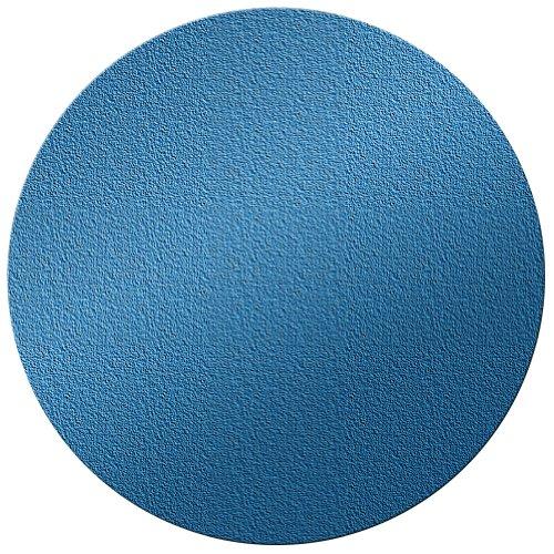 A&H Abrasives 949664, 5-pack, Sanding Discs, Zirconia Alumina, (y-weight), 9
