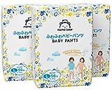 【パンツ Lサイズ】Mama Bear (ママベアー) ふわふわベビーパンツ (9~14kg) 168枚(56枚×3パック) ケース品 Amazonブランド