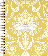 Amelie Damask Undated Customizable Weekly Planner