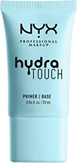 NYX Professional Makeup Hydra Touch Primer, Makeup Primer Base, Hydrating Primer with Centella Asiatica, Niacinamide and L...