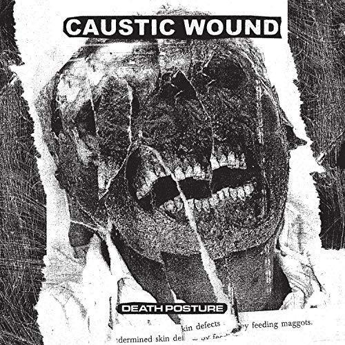 Caustic Wound: Death Posture (Audio CD)