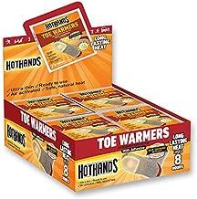 HotHands HeatMax Toasti Toes Foot Warmer (40 Pairs) (TT240-U) , Black