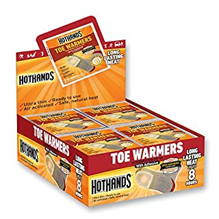 HeatMax Toasti Toes Foot Warmer (40 Pairs) (B0007ZF4PE) | Amazon price tracker / tracking, Amazon price history charts, Amazon price watches, Amazon price drop alerts