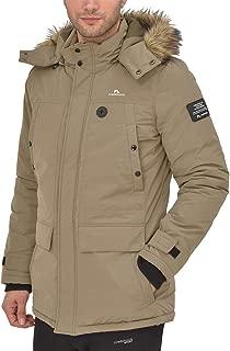 Lumberjack Arch Coat Taş Rengi Haki Erkek Kısa Kaban