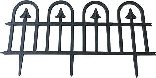 Best resin garden fence Reviews