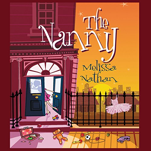 The Nanny audiobook cover art