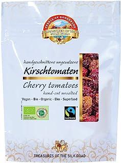 Tomates cherry orgánicos secos sin sal añadida 420kg BIO