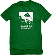 Indica Plateau I Want to Believe, Morty Shirt