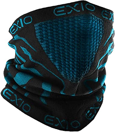 EXIO Winter Neck Warmer Gaiter/Balaclava - Windproof Face Mask for Ski, Snowboard