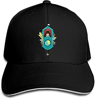 SAMANTHA NAYLOR The Life Aquatic with Steve Zissou Outdoor Running Cotton Hat Adjustable Black