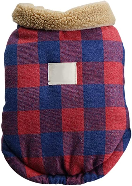 Dog Coat Winter Warm Doggie Pupp for Minneapolis Mall Over item handling Down Jacket Hoodie